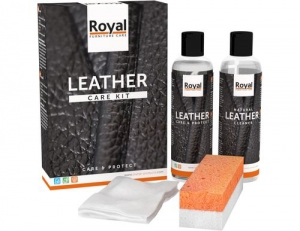 Leather Care Kit - Care and Protect- midi; 2 x 150ml 20.400000  Collectie»Onderhoud»Leer